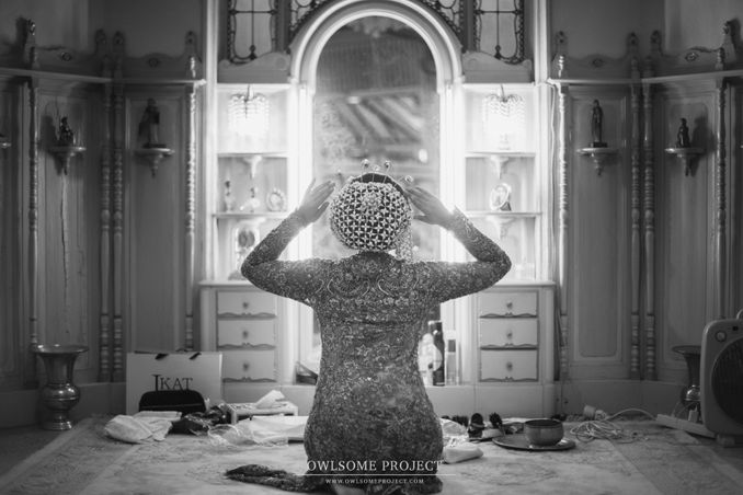 The Divine Meanings of Paes, The Central Javanese Bridal Makeup Image 5