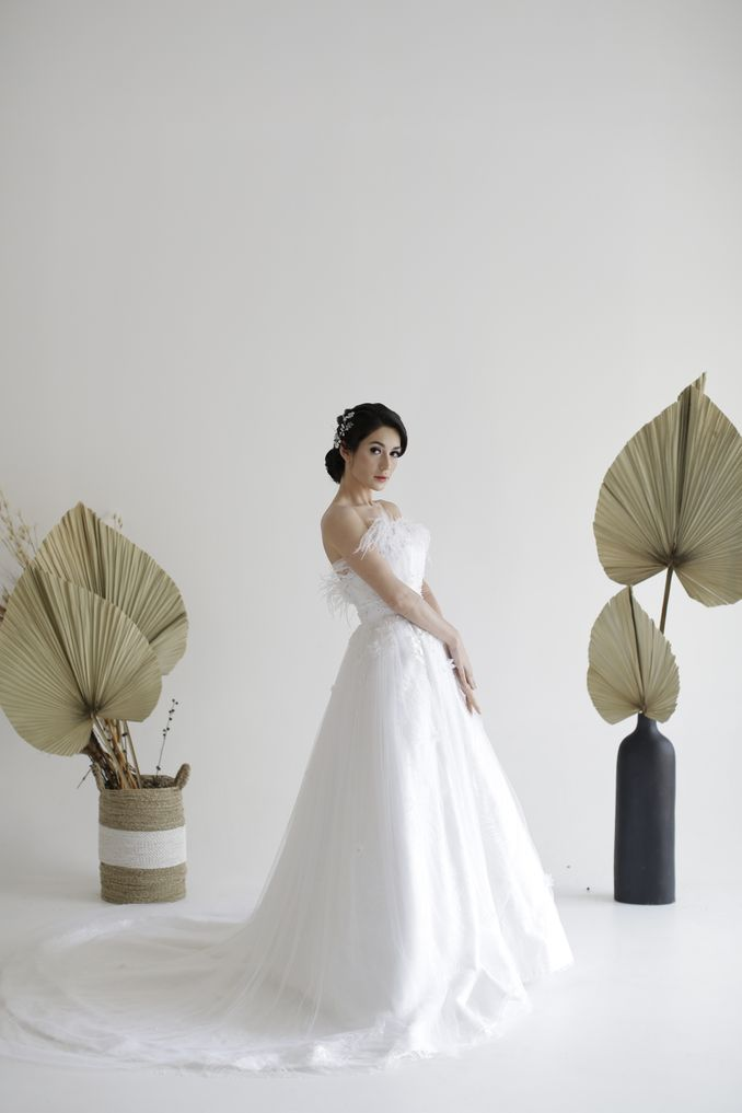 Kebaya Maupun Gaun Pernikahan, Berikut Rekomendasi Tempat Sewa Baju Pengantin Terpercaya Image 16