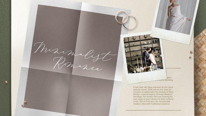 Bridestory Singapore Presents 2019 Wedding Trend Forecast & 2018 Wedding Insights Image 12