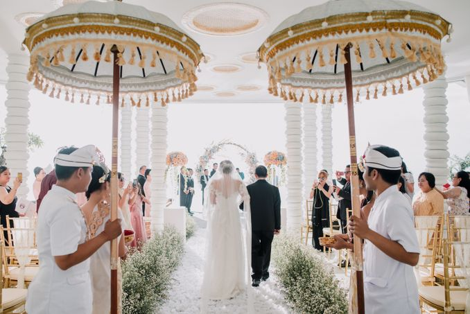 10 Rekomendasi Tempat Pernikahan Terbaru dan Terfavorit di Bali Image 3