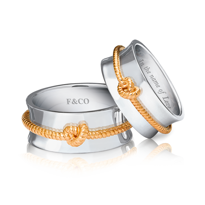Pilihan Cincin Tunangan Hingga Cincin Kawin, serta Set Perhiasan yang Cocok untuk Berbagai Acara Spesial Image 6