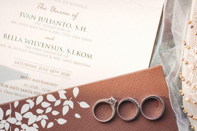 Inspirasi Pernikahan di Bawah Budget Rp 50.000.000 : Modern Elegan Image 4