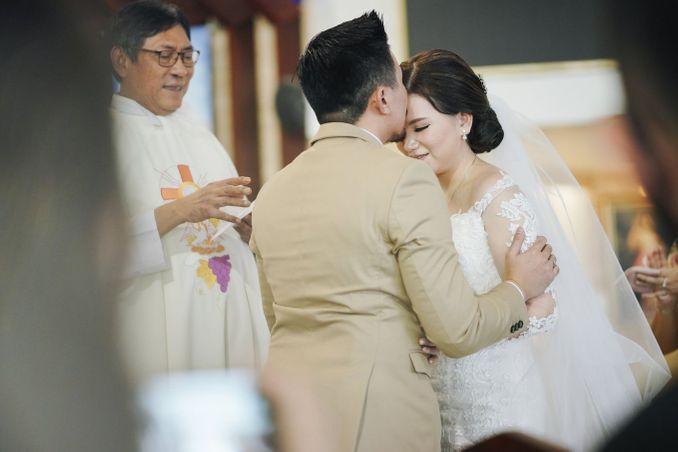 Inspirasi Pernikahan di Bawah Budget Rp 50 Juta : Classy Intimate Image 3