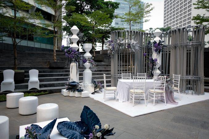 10 Vendor Dekorasi Pelaminan untuk Intimate Wedding di Jakarta, Bogor, & Bandung Image 9