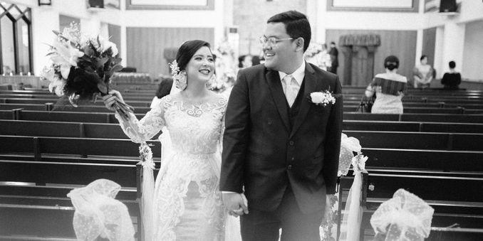 Inspirasi Pernikahan di Bawah Budget Rp 50.000.000 : Etnik Kontemporer Image 8