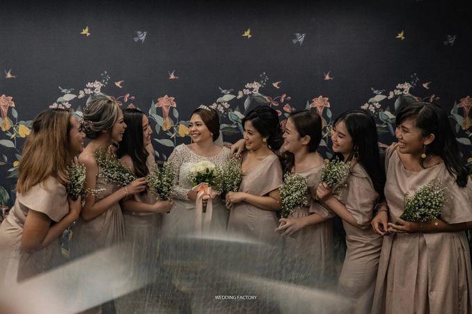 Inspirasi Pernikahan di Bawah Budget Rp 75 Juta: Modest Chic Image 5
