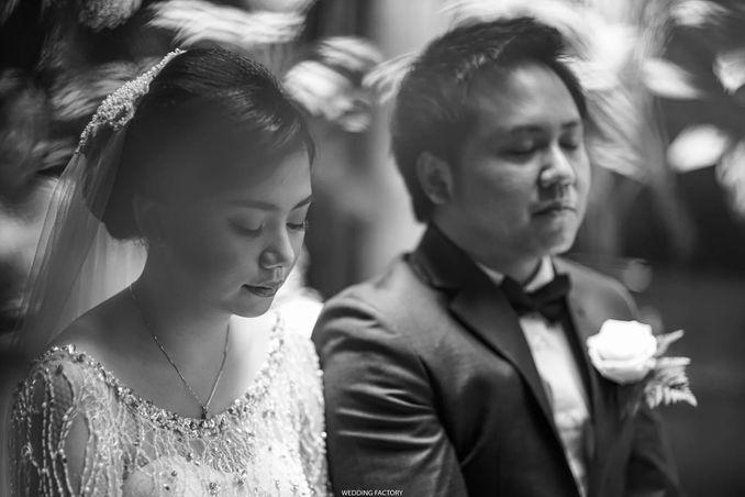 Inspirasi Pernikahan di Bawah Budget Rp 75 Juta: Modest Chic Image 4