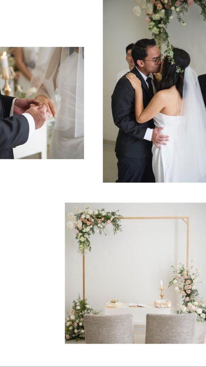 Cerita Pasangan Pengantin yang Menggelar Pernikahan di Tengah Pandemi COVID-19 Image 3