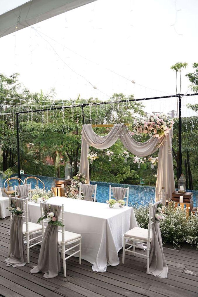 Inspirasi Pernikahan di Bawah Budget Rp 75 Juta: Modest Chic Image 1