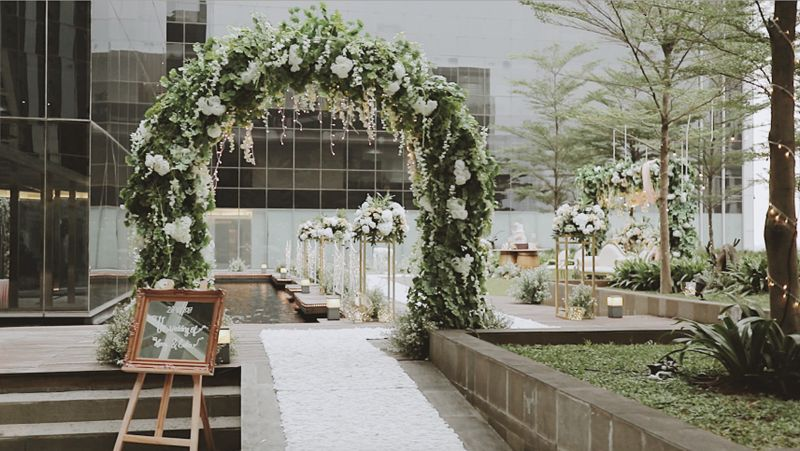 Jakarta Outdoor Wedding Venue Packages Under Idr 200 Millions Bridestory Blog
