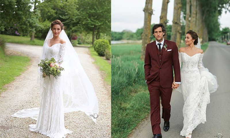 Wedding Inspos From Our Favorite Celebrity Brides Bridestory Blog