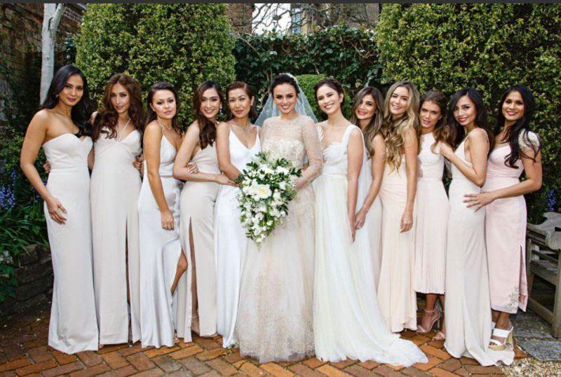 25d17d5824 Wedding Inspos From Our Favorite Celebrity Brides - Bridestory Blog