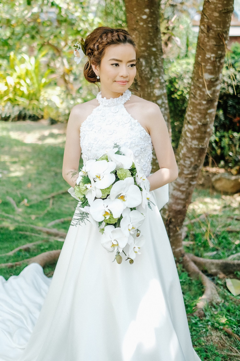 Philippine Wedding Dress Bride