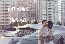 Wei Xiang & Sing Yee by Our Wedding Story