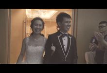 Yongquan & Yaqing Wedding Dinner Highlights by Spark A Light
