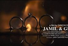 Jamil and Grace by Sanchi Cinema