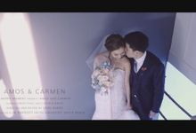 [video] Actual Wedding Day - Amos & Carmen by A Merry Moment