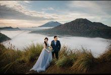 VIDEO prewedding kintamani by Maxtu Photography
