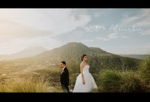 Wil & Alexandra Pre-Wedding by 29 Degree Studio