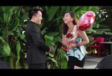 Rezky & Christy - A proposal by Love Crafted