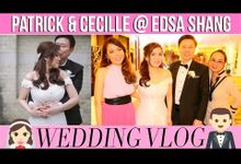 Rose Gold and Blush at EDSA Shangri-la Hotel by Ingrid Nieto