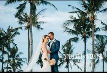 Stewart & Kristyn Wedding at Semara Beach House by 29 Degree Studio