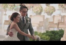 Highlight Video of Frangky & Amorita Wedding by Louislim photography
