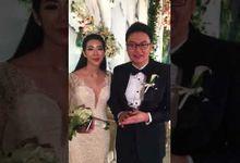 The Wedding of Al & Gratia by Finest Organizer