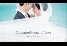 Hong & Amel Wedding Trailer Video by Kairos Works