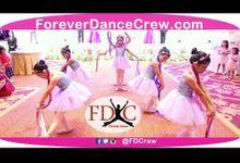 KIDS BALLET MODERN DANCER WEDDING ORGANIZER JAKARTA by Forever Dance Crew Wedding Jakarta