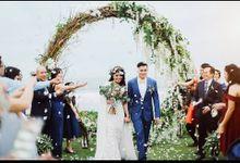 Bali Wedding Clip - William & Marta by The Deluzion Visual Works