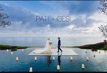 TIRTHA ULUWATU VILLA WEDDING of PATI AND CESI by 29 Degree Studio