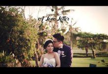 Endro & Olivia Bali Wedding Same Day Edit Video by Kairos Works
