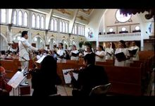 our performance by Angelii Vox Choir