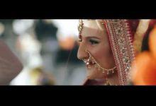 INDIAN WEDDING of ASHLEY and BHARET at ALILA SEMINYAK by 29 Degree Studio