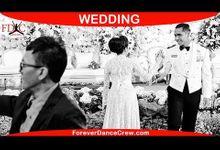 Flash Mob Wedding Organizer Indonesia by Forever Dance Crew Wedding Jakarta