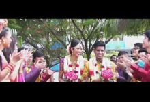 Logavel & Puvana Wedding Teaser by PaperFilm Studios