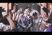 Michael & Jessica - Wedding at Pandawa Beach Villas by Snap Story Pictures