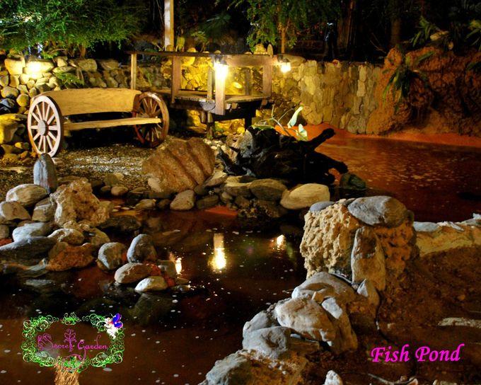 Secret Garden Wedding Venue by Secret Garden Bridestorycom
