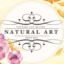 Natural Art Flowers and Decors