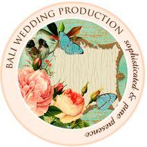 Bali Wedding Production