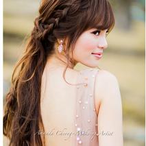 Amanda Cheong~Make-up Artist