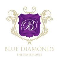 Blue Diamonds Jewel