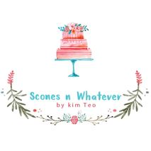 Scones n Whatever by Kim Teo
