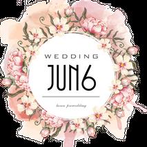 WEDDING JUN6