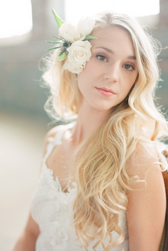 Beach Wedding Hairstyle Inspiration Bridestory Blog - Bridesmaid hairstyle beach