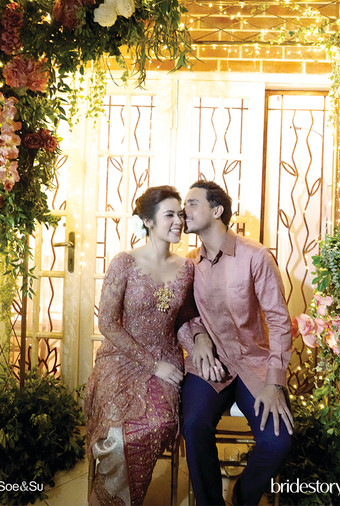 Add To Board Photography Soesu Raisa Andriana And Hamish Daud Wyllie Are Officially Engaged