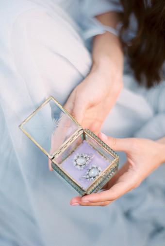 Inspirasi Pemotretan Memesona Di Kebun Lavender - 010