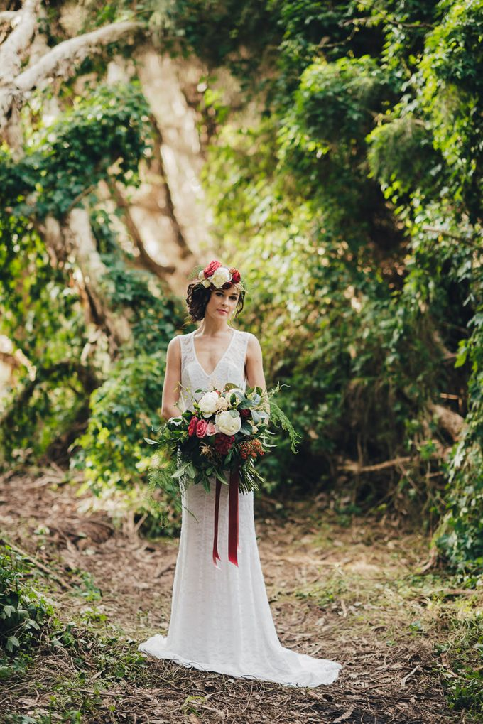 Bits and Blooms Styled Shoot by iZO Photography - 001