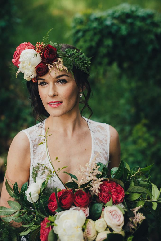 Bits and Blooms Styled Shoot by iZO Photography - 004